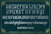 Jailetter Typeface example image 6
