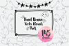 Hand Drawn Vector Elements Pack example image 1