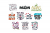 Mothers Day SVG Bundle Quotes in SVG, DXF, PNG, EPS, JPEG example image 4