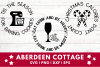 Christmas Kitchen Pot Holder's Bundle 2 - Set of 3 - SVG example image 2