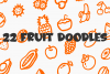 The Cuties Bundle - Fonts with Doodles - example image 12