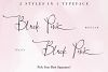 Black Pink Signature example image 5