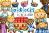 Goldilocks and the Three Bears example image 1