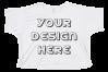 Bella Canvas 8881/8850 Women's Tshirt Mockups - 12 PNG example image 5