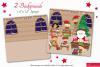 Christmas clipart bundle, Santa clipart, Elf clipart -C42 example image 5