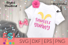 Easter SVG | Snuggle Bunny | SVG DXF EPS PNG example image 1