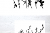 Meadow herbs , grasses and plants svg, eps, jpeg, png example image 2