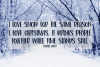 Winter Nights - A Cute Hand-Lettered Font example image 4