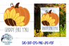 Happy Fall Y'All SVG | Sunflower Pumpkin SVG | Fall SVG example image 1