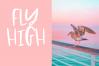 Mink Beach Font & SVG Font example image 20