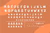 Go Hand Marker type font example image 2