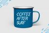 Surf Breaks - Font Family & Bonus example image 4