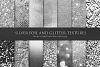Iridescent Gold Marble & Black and Silver Marble Textures example image 20