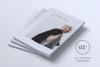 NEBULA Minimal Lookbook Magazine Styles example image 17