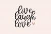 Brightside - A Bouncy Handwritten Script Font example image 2