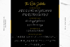 The Rich Jullietta Elegant Script Font example image 9