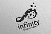 Infinity loop logo Design 29 example image 4