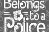 My Heart belongs to Police Officer Sign Print & Cut PNG SVG example image 6