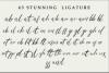 Elizabeth Luxury Signature Font example image 11