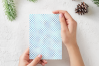 20 Seamless Foil Dot Patterns for Christmas example image 4