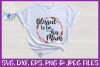 Blessed to be His Mum| Mom Cut File example image 2