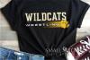 Wildcat, Wrestling, Sports, Team, Design, PRINT, CUT, DESIGN example image 1