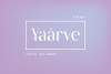 Yaarve example image 1