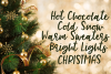 Merry Everything - A Handlettered Font Pair example image 5
