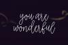 Fairytales - A Handwritten Script Font example image 4