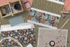 Neutral Hand Drawn Patterns Bundle example image 10