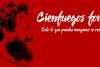 Cienfuegos font example image 4