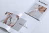 MINIMAL Lookbook Magazines Fashion example image 14