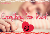 Everything You Want example image 1