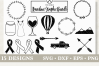 SVG Bundle   MG1 example image 9