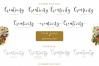 Roselline Typeface example image 3