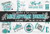 Mini Autumn SVG Bundle example image 1