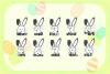 Easter SVG Mega Bundle - SVG Cut Files & Alphabets example image 5