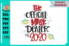 Official Mask Dealer 2020 example image 1