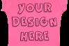 Toddler Gilrs Flat Jersey T Shirt Mockups - 17 example image 7