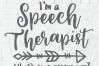 Speech therapist svg, Speech therapy svg, Speech pathologist example image 2