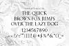 Queenstown // Font Duo Vol.01 example image 4