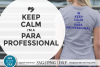 Paraprofessional svg, para svg, keep calm svg, para coworker example image 1