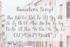 Amadora Script example image 4