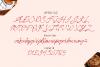 Better Regards Signature Font example image 10