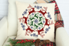 Winter Mandala SVG Bundle | Christmas Mandala SVG Cut Files example image 11