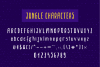 Jungle - Decorative Sans Serif example image 8