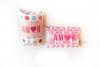 Amor y Corazones Caja Pillow Box SVG Design example image 2