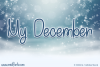 My December example image 1