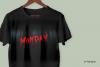 Monday - Horror Brush Font example image 4