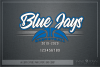 Blue Jay, Basketball, Sport, Design, PRINT, CUT, DESIGN example image 5